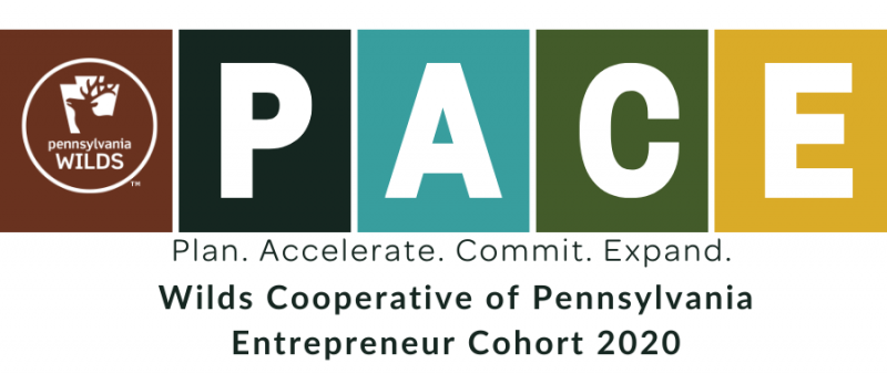 PA Wilds PACE logo