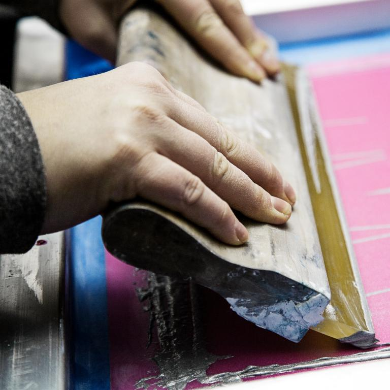 Icyy Ink Screen Printing